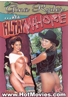 Gina Ryder aka Filthy Whore Box Cover