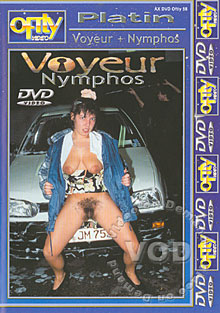 Voyeur Nymphos Box Cover