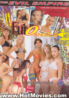 Euro Angels 1 Box Cover