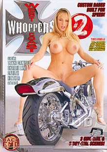 West Coast Whoppers #2 Box Cover