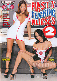Nasty Fucking Nurses 2 Box Cover