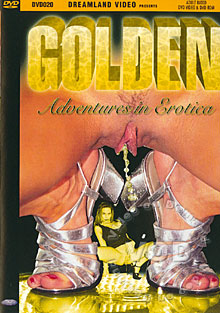 Golden - Adventures In Erotica Box Cover