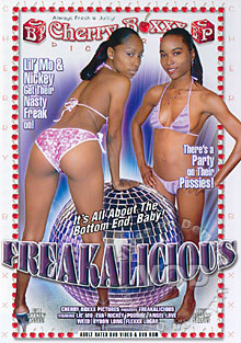 Freakalicious Box Cover