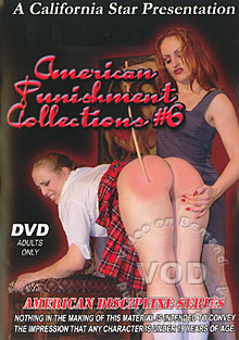 American Punishment Collections #6 Box Cover
