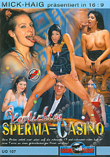 Verticktes Sperma Casino Box Cover