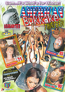 American Bukkake 13 Box Cover