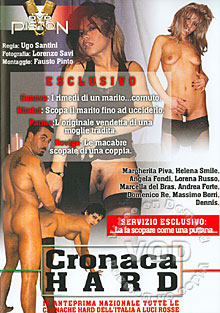 Cronaca Hard 2 Box Cover