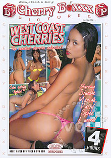 West Coast Cherries Box Cover
