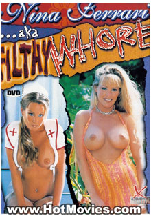 Nina Ferrari aka Filthy Whore Box Cover