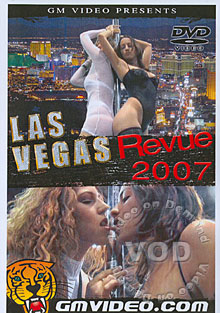Las Vegas Revue 2007 Box Cover