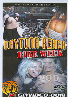 Daytona Beach Bike Week Box Cover