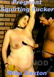 Pregnant Squirting Fucker Box Cover