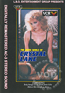 The Erotic World of Crystal Lake Box Cover