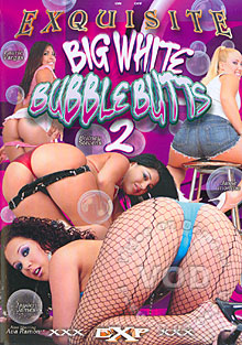 Big White Bubble Butts 2 Box Cover