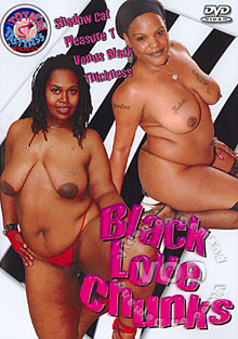 Black Love Chunks Box Cover