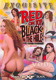 Red On Top Black In The Hole Box Cover