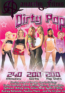 Dirty Pop Box Cover