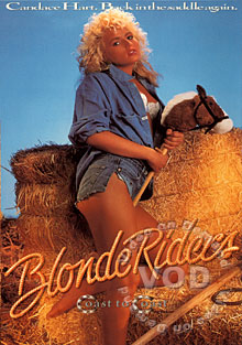 Blonde Riders Box Cover