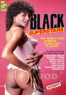 Black Superstars Box Cover - Login to see Back