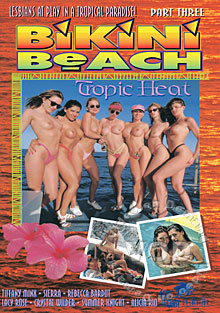 Bikini Beach Part Three Box Cover