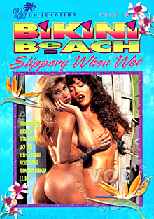 Bikini Beach Part Two - Slippery When Wet Box Cover