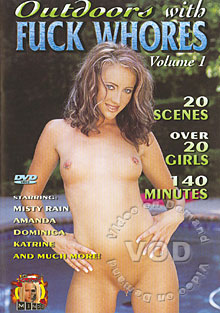 Outdoors With Fuck Whores Volume 1 Box Cover