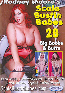 Scale Bustin Babes 28 Box Cover