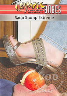 Sado Stomp Extreme Box Cover