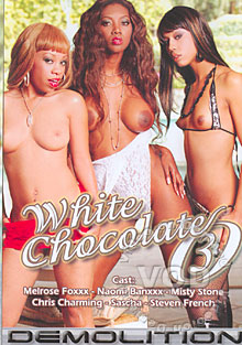 White Chocolate 3 Box Cover