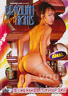 Brazilian Hot Nights Box Cover
