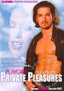 Private Pleasures Box Cover