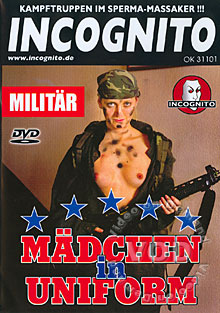 Maedchen In Uniform - Militar Box Cover