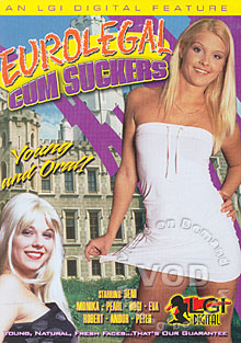 Eurolegal Cum Suckers Box Cover
