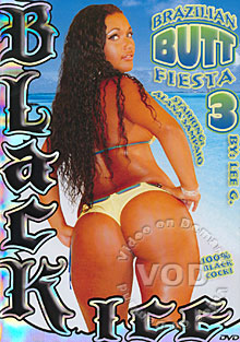 Brazilian Butt Fiesta 3 Box Cover