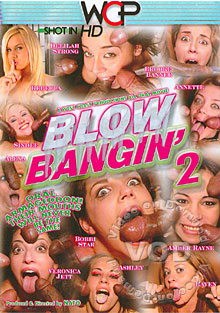 Blow Bangin' 2 Box Cover