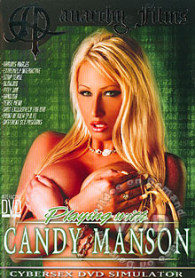 Playing With Candy Manson Box Cover