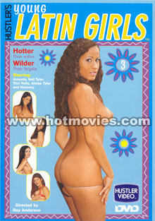 Young Latin Girls 3 Box Cover