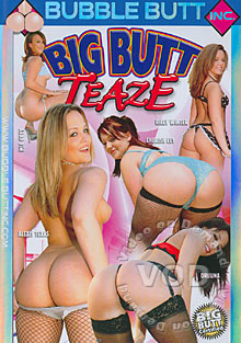 Big Butt Teaze Box Cover