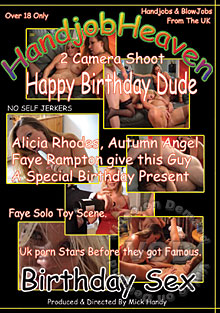 Happy Birthday Dude Box Cover