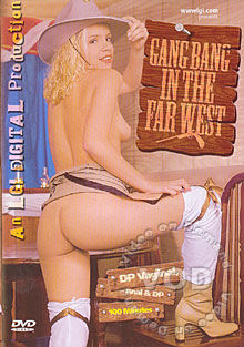 Gang Bang In The Far West Box Cover