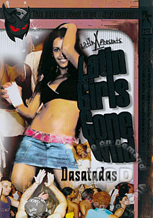 Latin Girls Gone Wild - Dasatadas Box Cover