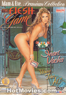 The Flesh Game Box Cover