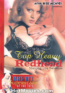 Top Heavy Redhead Box Cover