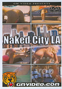Naked CIty - LA Box Cover