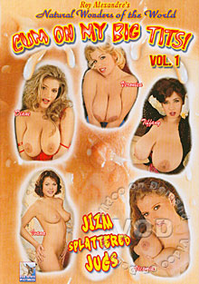 Cum On My Big Tits! Vol. 1 Box Cover