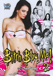 Bitch Blow Me! 2 Box Cover