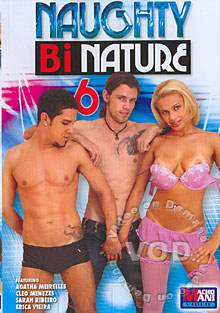 Naughty Bi Nature 6 Box Cover