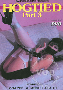 Hogtied Part 3 Box Cover