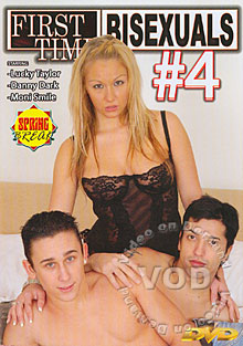 First Time Bisexuals #4 Box Cover