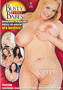 Busty Euro Babes Box Cover